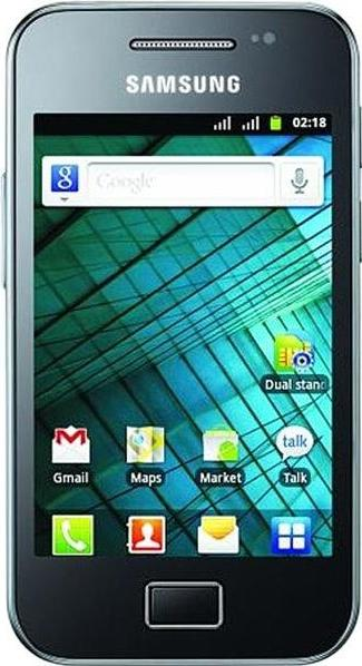 Samsung Galaxy Ace Duos I589 Actual Size Image