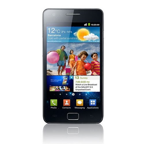 "Samsung Galaxy S2 ""Superphone"""