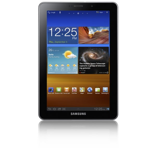 samsung tablet real