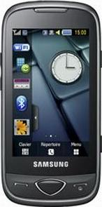 SAMSUNG GT S5560 Stylish Touch Actual Size Image