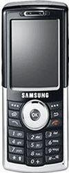 Samsung I300 Actual Size Image