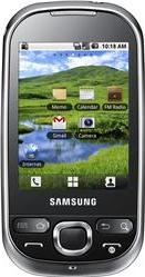 Samsung I5500 Galaxy Europa 5 Actual Size Image