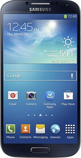 Samsung I9505 Galaxy S4 (2) Actual Size Image