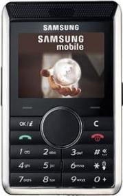 Samsung P310 Actual Size Image