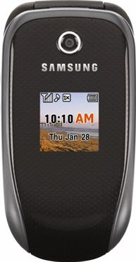 Samsung R335C TracFone Actual Size Image