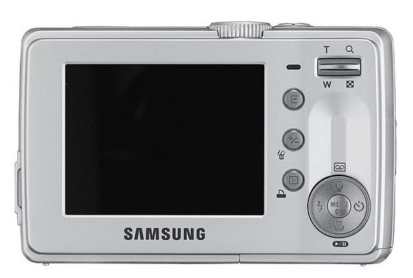 Samsung S630 Camera (2) Actual Size Image