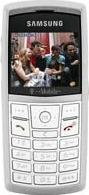 Samsung SGH-T519 Actual Size Image