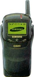 Samsung SGH500 Actual Size Image