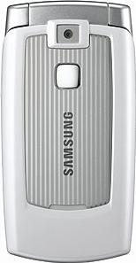 Samsung X540 Actual Size Image