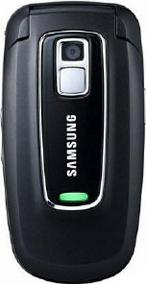 Samsung X650 Actual Size Image