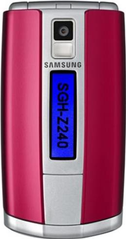 Samsung Z240 Actual Size Image