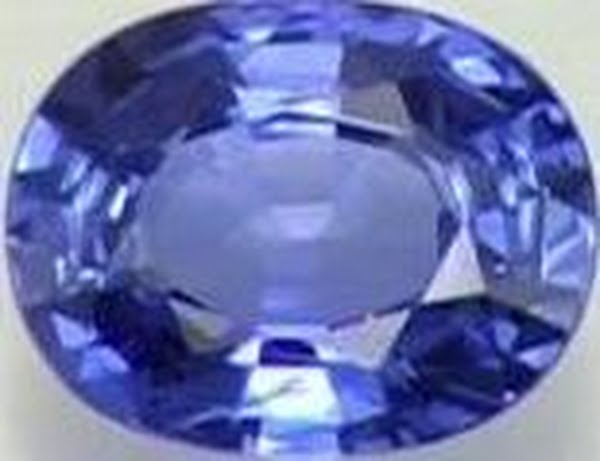 Sapphire Actual Size Image