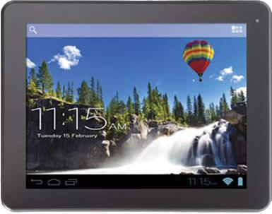 Scroll Elite 9.7 tablet Actual Size Image
