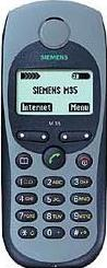 Siemens M35i Actual Size Image