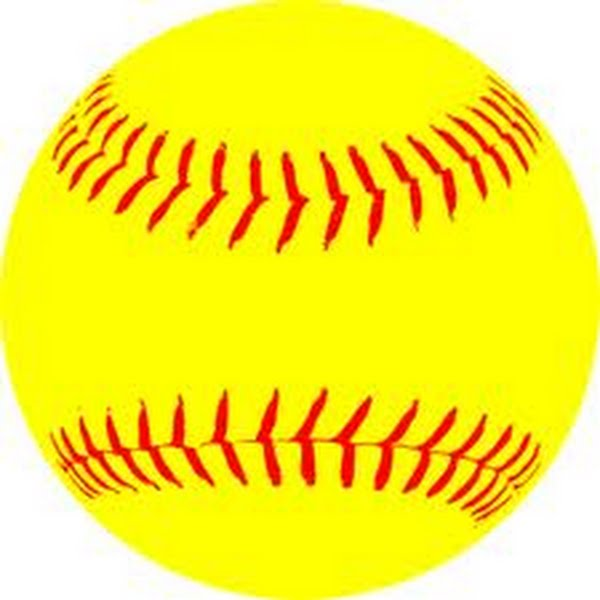 Softball (big size) Actual Size Image
