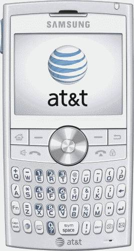 Sony Ericsson Z750 Gray Phone (AT&T) Actual Size Image