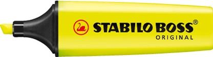 Stabilo Highlighter Actual Size Image