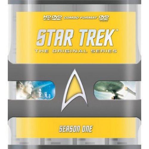 Star Trek DVD Actual Size Image