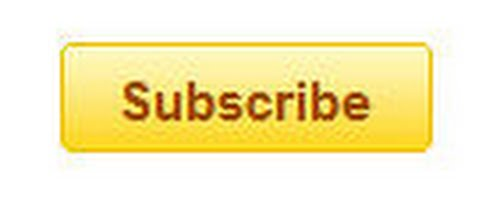 Subscribe Button Actual Size Image