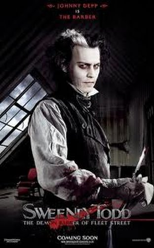 Sweeney Todd Actual Size Image