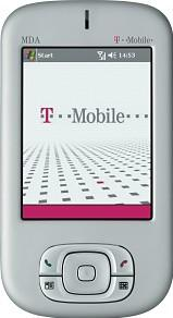 T-Mobile MDA Compact Actual Size Image
