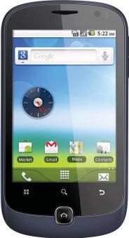 Telenor OneTouch 990 Actual Size Image