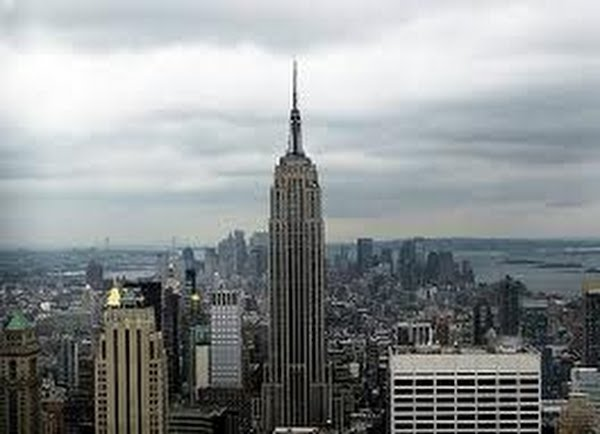 The Empire State Building Actual Size Image
