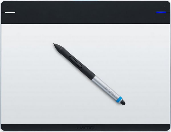 Wacom Inuos Actual Size Image
