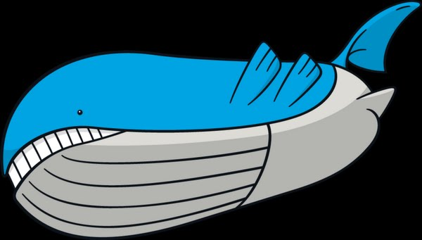 Wailord Actual Size Image