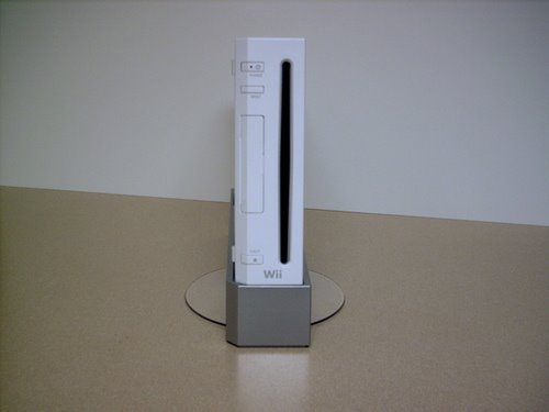 Wii Actual Size Image