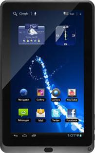 Woxter Tablet PC 100 CX (2) Actual Size Image