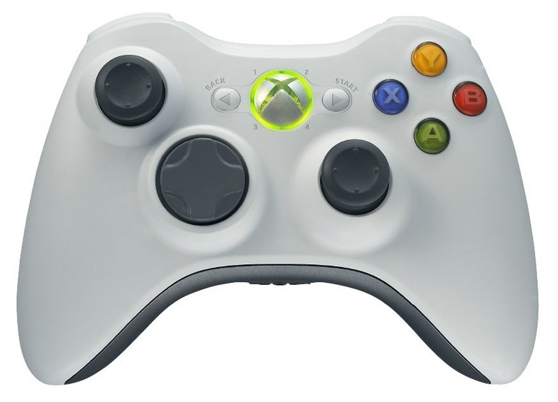 xbox 360 controller 2 actual size image. Black Bedroom Furniture Sets. Home Design Ideas